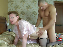 Mom and Boy, Angry, Ass, Assfucking, Babe, Bed
