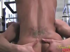 Bella 02 - Female Bodybuilder