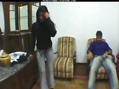 Nice Girl In Black Lingerie O o