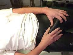 Me in my tight shiny shorts tube porn video