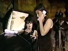 goth vintage porn tube video