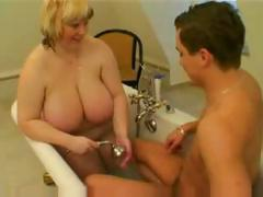 June Kelly Bathroom Sex