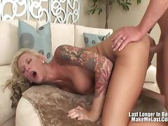 Brooke Banner craves hardcore anal sex tube porn video