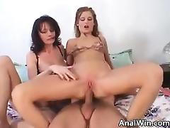 German Whores Fucking In A Threesome tube porn video