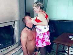 Russian Star Irina Gurina sc.5-femdom tube porn video