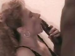 Interracial Slut Wife Fucked In All Hole