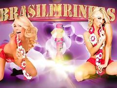 As Brasileirinhas são as mais fodas porn tube video