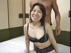 Bra, Asian, Banging, Blowjob, Bra, Couple