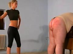 angry trainer porn tube video