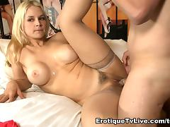 Sarah Vandella Busty Girl Fucked
