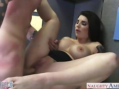 Busty Darling Danika fuck in the office