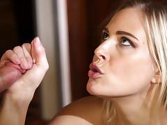 cock sucking blonde milf angel allwood