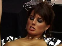 Cougar, Brunette, Close Up, Cougar, Couple, Hardcore