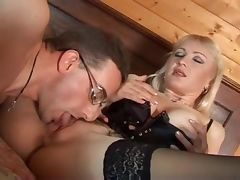 Anal Fisting In The Chalet