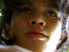 Asian boy jerk off porn tube video