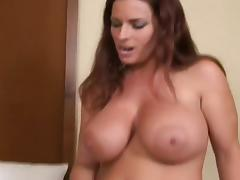 MILF catfight and strapon porn tube video