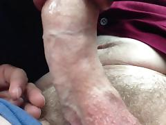 Tasting white daddy cock in the car again porn tube video