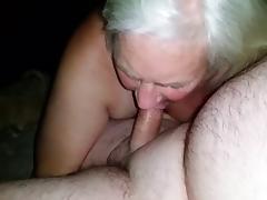 Grandma, Amateur, Blowjob, Granny, Mature, Old