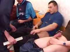 Gangbang, Gangbang, Russian