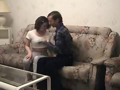Russian, 18 19 Teens, Brunette, Friend, Fucking, Russian