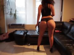 hot brazilian pawg dance