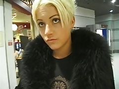 Blonde, Blonde, Short Hair