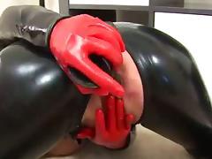 free Latex porn tube