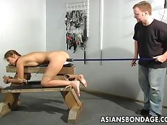 Bimbo, Asian, BDSM, Bimbo, Bondage, Bound