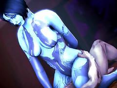 cortana's specialation tube porn video