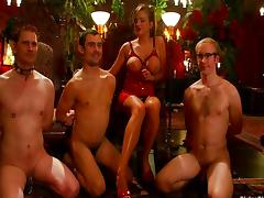 Bondage, Anal, Ass Licking, Assfucking, Big Tits, Bondage