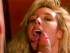 Vintage Hairy Pussy, Blonde, Classic, College, French, Hairy