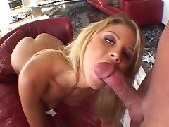 Nice Blowjob by Blond Latitudinarian