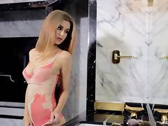 Bathroom, Bath, Bathing, Bathroom, Beauty, Big Tits