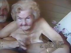granny loves to suck