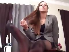Sasha Slut Feet Therapy