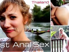 Cutie-Desert - Thailand - Superlatively Good Anal sex