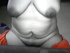 OLDER FILIPINA aged LYLA G SHOWS OFF HER STRIPPED BODY ON LIVECAM! tube porn video
