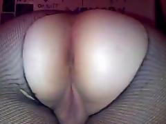 BBW Treats US With Even More Of Her Big Ass Dildo Riding