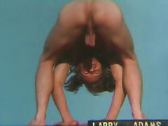 Larry Adams Posing