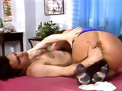 Aja, Christine Robbins, Kathleen Gentry in classic sex movie