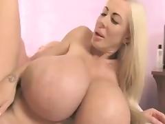 Bimbo, Bimbo, Blonde, Fucking, Hardcore, Mature