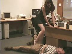 Office, Office, Ballbusting