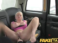 FakeTaxi Finland beauty with tits to die for porn tube video