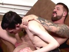 Daddy has a BIG dick!
