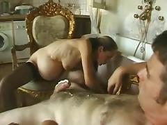 MILF, Anal, French, Hairy, Mature, MILF