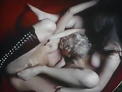 Tina Russell, Georgina Spelvin, Teri Easterni in vintage sex scene