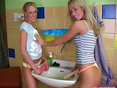 Bathroom, Amateur, Bath, Bathing, Bathroom, Close Up