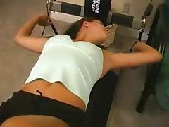 Dumb Girl Gets Throatfucked and FaceFucked