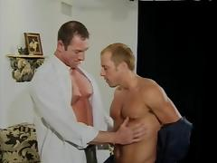 Kinky gay men ass waxing in white house porn tube video