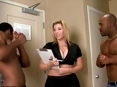 Mom and Boy, Big Tits, Boobs, Hardcore, Interracial, Mature